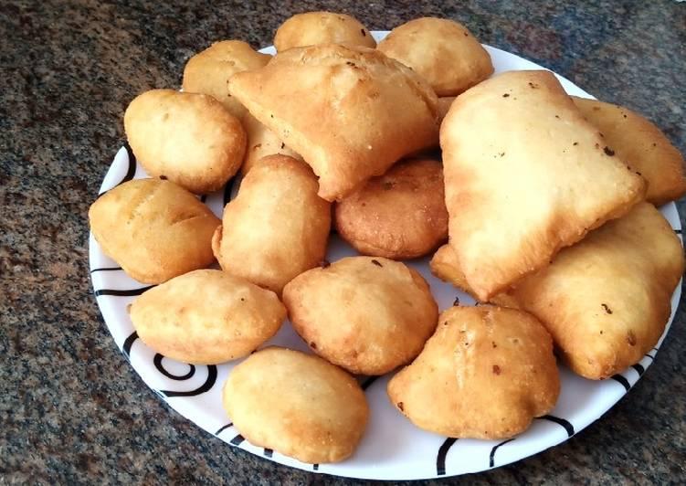 Sweet Mandazi's
