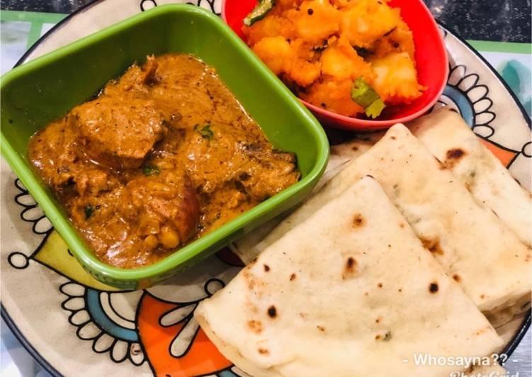 30 Minute Steps to Prepare Special Whosayna's Hameera Roti