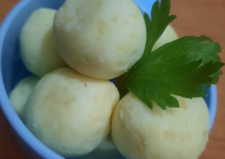 Mpasi 10M+ Pompom Potato