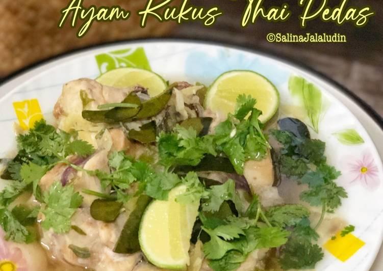 Ayam Kukus Thai Pedas - velavinkabakery.com