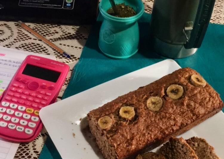 Banana&oats bread/ Budín de banana y avena