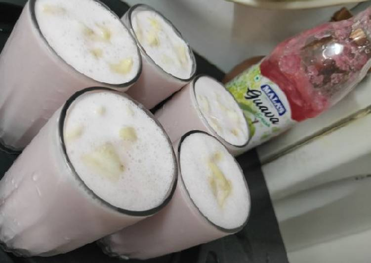 Guava shake