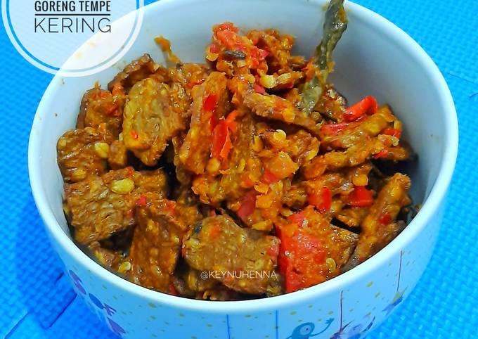 sambal goreng tempe kering simple - resepenakbgt.com