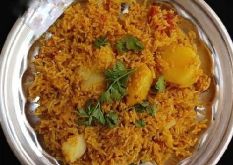 Your State Of Health Can Be Affected By The Foods You Decide To Consume Aloo pulao