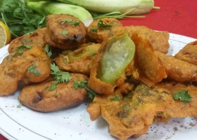 Step-by-Step Guide to Prepare Perfect Ridge Gourd Fritters/Turai Pakoras