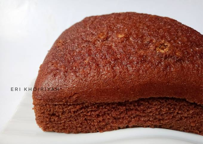 Bolu Kukus Chocolatos
