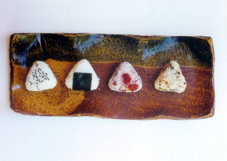 Triangular 'Onigiri'