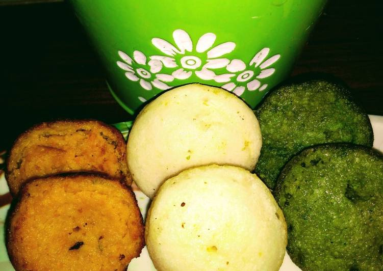 Information on How to Elevate Your Mood with Food Tricolor paniyaram