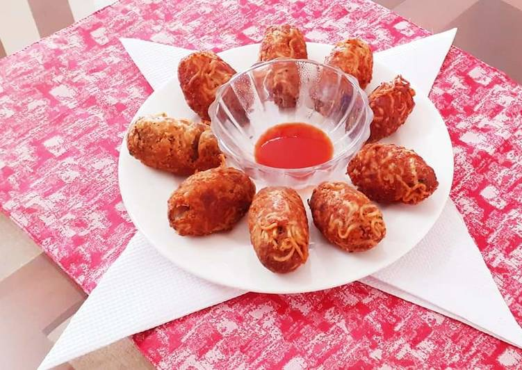 Easiest Way to Make Yummy Chicken Croquettes