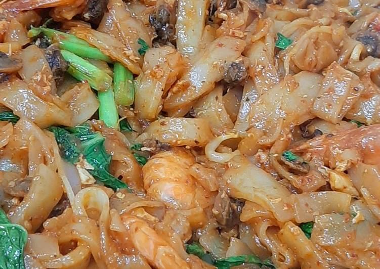 Kue Tiaw goreng