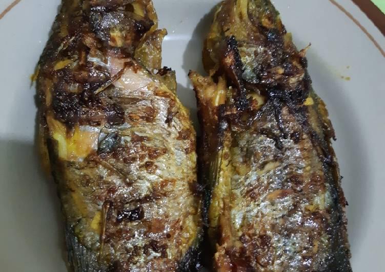 """Ikan Bakar """"Diet"""" Nikmat"""