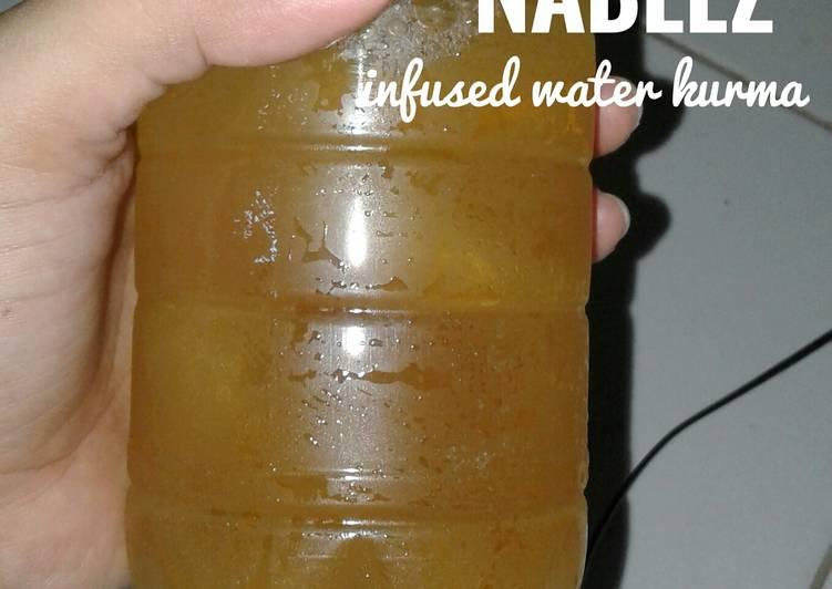 Air Nabeez (infused water kurma)
