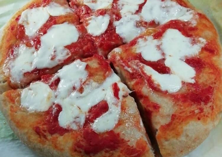 Ricetta Pizza con farro