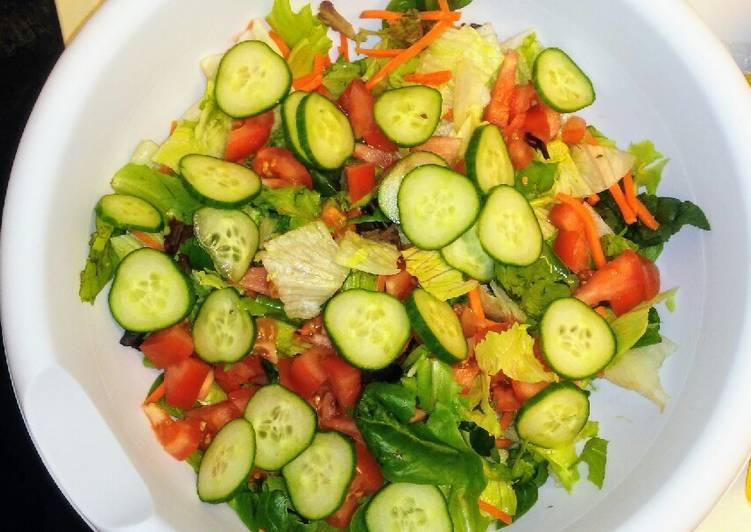 Easiest Way to Make Award-winning Simple Salad