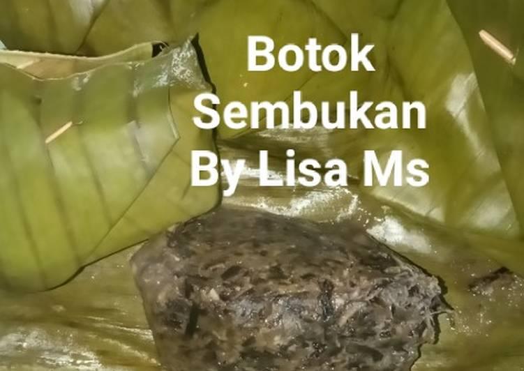 Resep Botok Sembukan Oleh Lisa Mayasari Cookpad