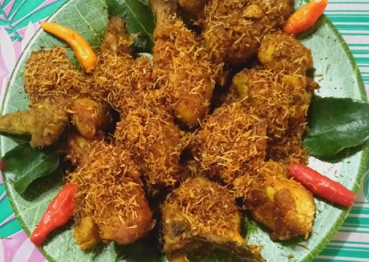 Ayam Goreng Serundeng