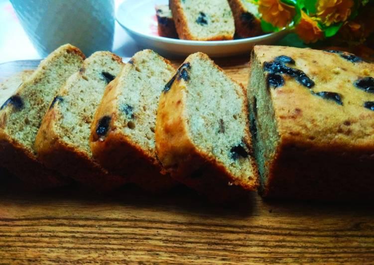 Recipe of Award-winning Wheat flour banana bread