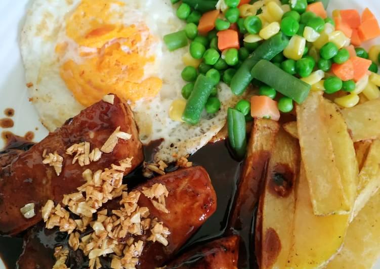 Resep Tuna Steak Yang Maknyus