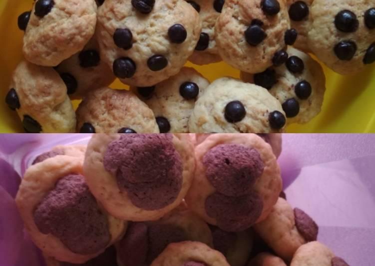 Cookies kokocrunch & gudtime ala2..😂