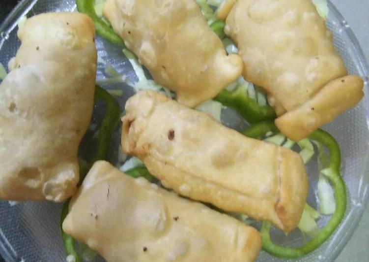 Recipe of Super Quick Homemade Spring roll