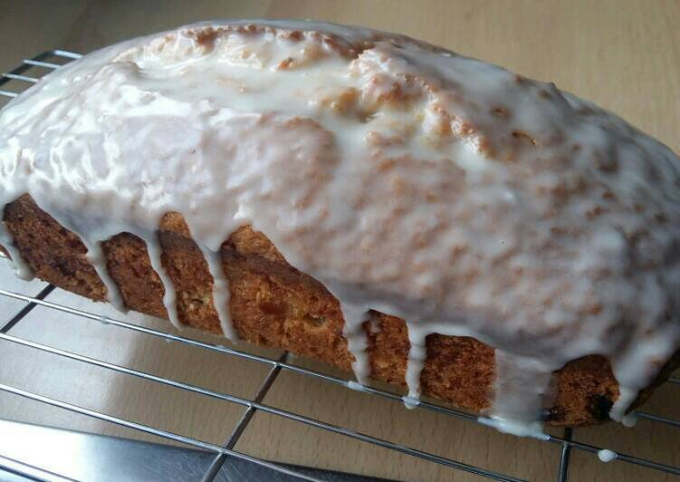 Recipe: Delicious Vickys Pineapple Banana Loaf Cake, GF DF EF SF NF