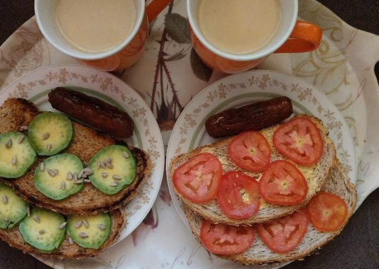 Easiest Way to Make Ultimate Easy breakfast