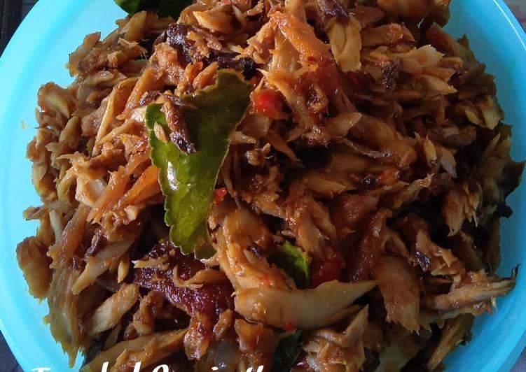 Tongkol Suwir Kecap (cocok untuk anak) - cookandrecipe.com