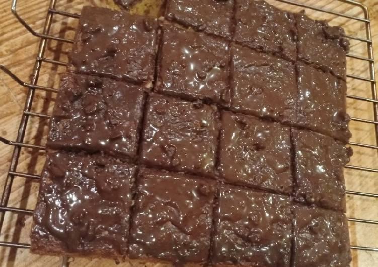 Resep Bolu Jadul Cokelat Crunchy yang Enak
