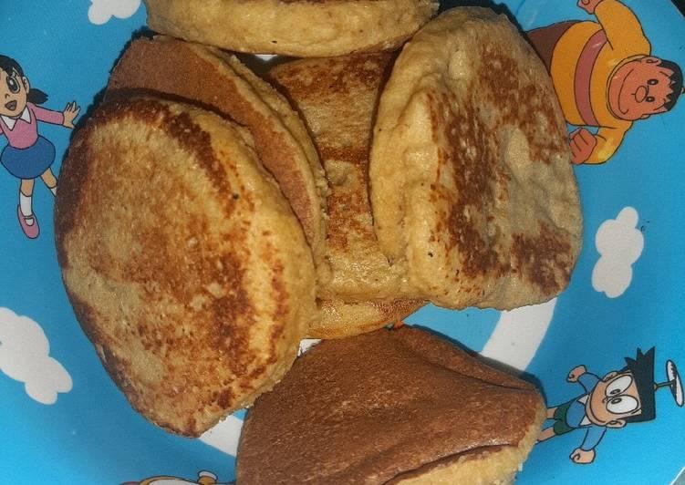 Resep Pancake Oatmeal Pisang Sehat Paling dicari