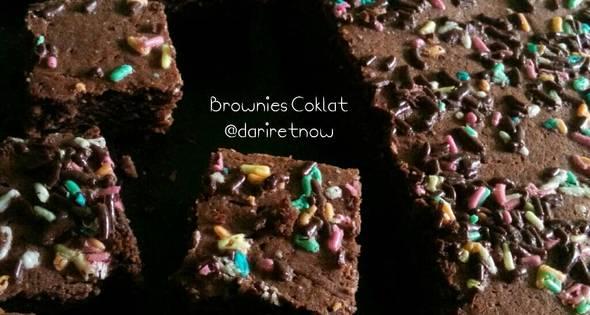 Brownies Eggless #beranibaking