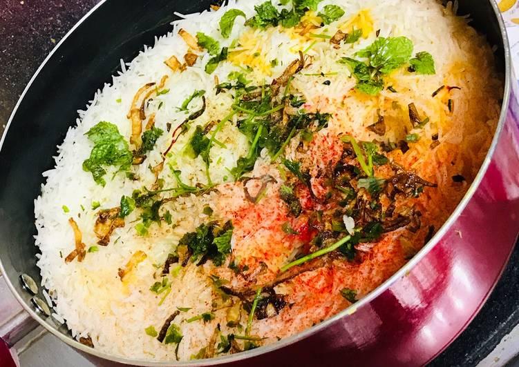 Easiest Way to Prepare Award-winning Mutton dum biryani