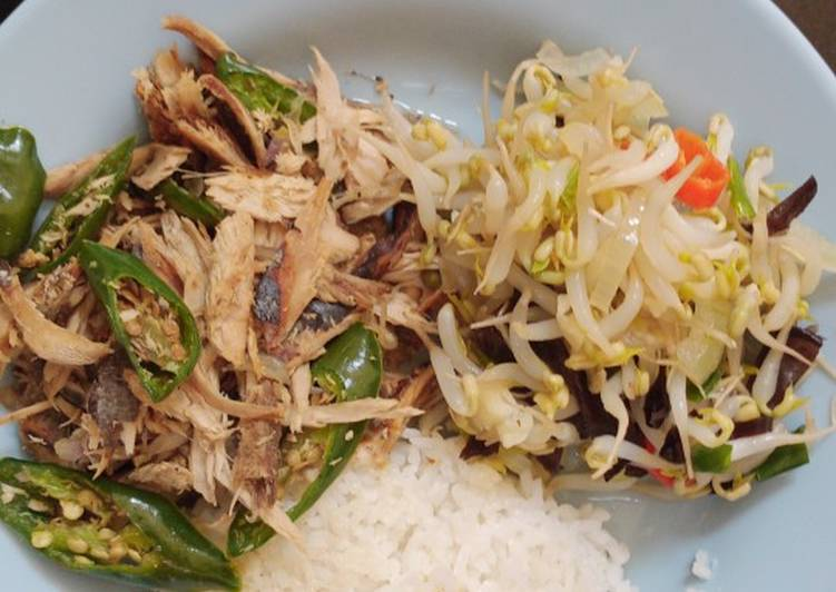 Recommended Resep Tumis Toge Jamur Tanpa Minyak Enak