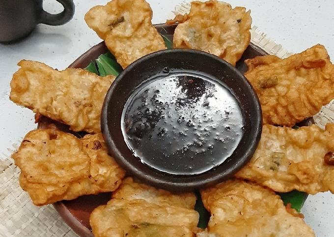 tempe goreng tepung sambal petis - resepenakbgt.com