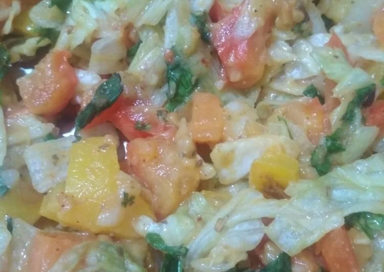 How to Make Award-winning Vegetables Salad