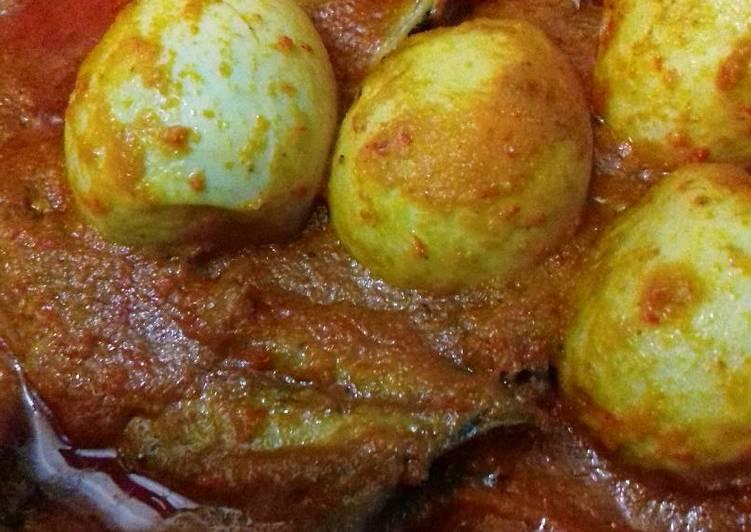 Resep Bali Telur Pindang Tdak Pedas Oleh Ratna Pertiwi Cookpad