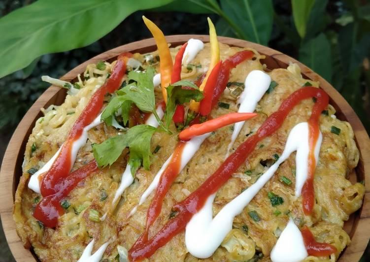 Resep Omelet Indomie Paling dicari