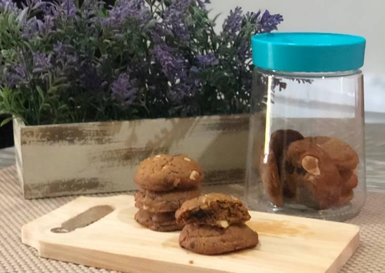Soft Cookies n' Crunchy