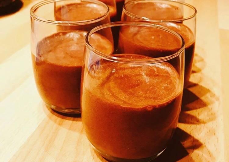Recette Des Mousse au chocolat