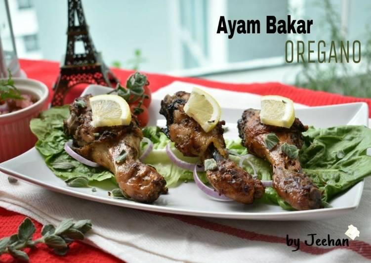 Ayam Bakar OREGANO - velavinkabakery.com