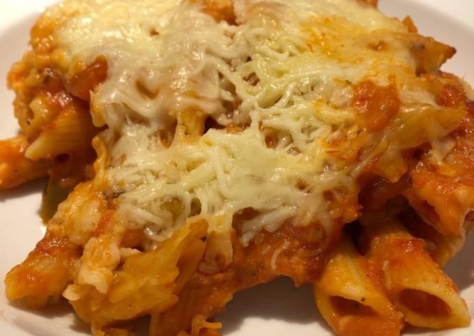 Recipe: Tasty Quick Baked Pasta 🍝