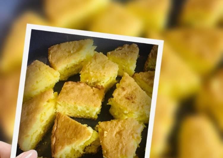 Lemon flavor cake