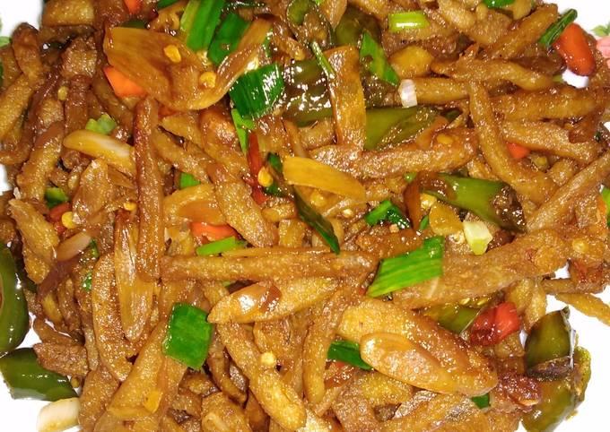 sambal goreng tempe menjes - resepenakbgt.com