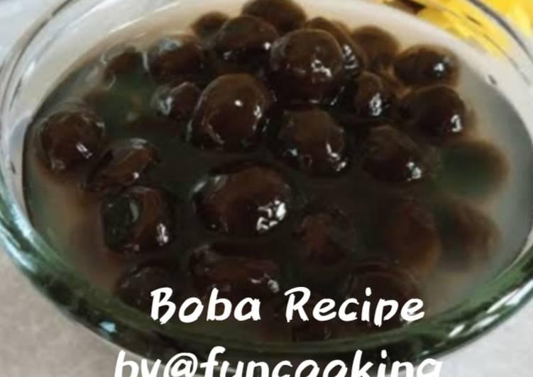 Boba Recipe