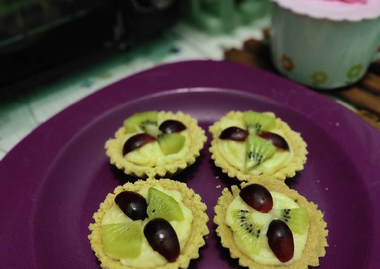 Pie Buah edisi Lebaran