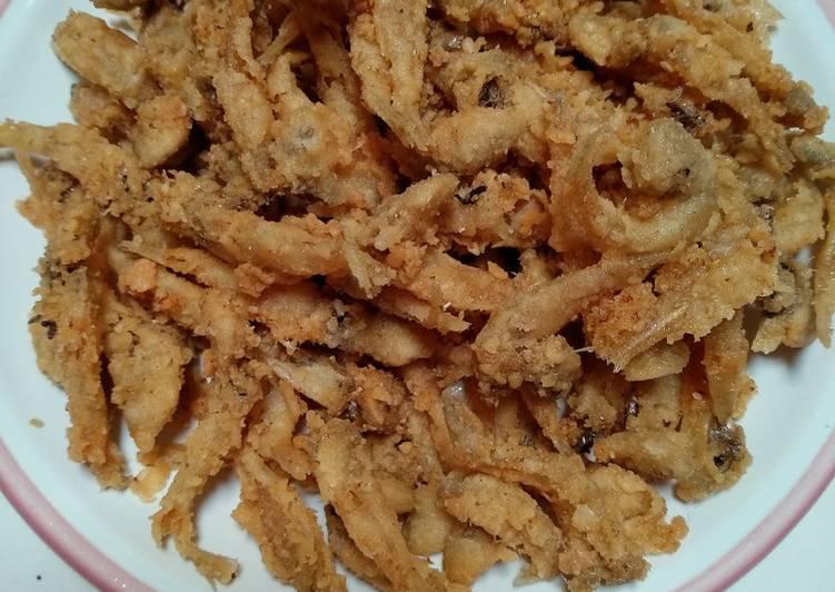 Resep Wader Crispy Oleh Dapur Mommy Cookpad