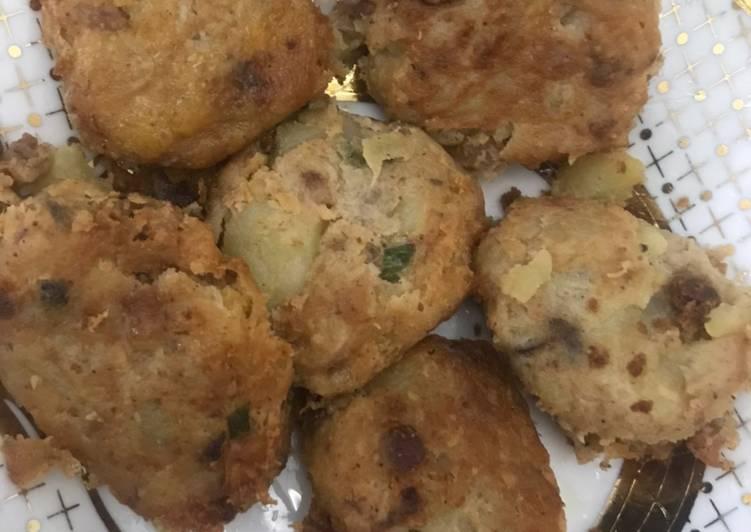 Perkedel kentang paling enak sedunia anti gagal🌎💖👍