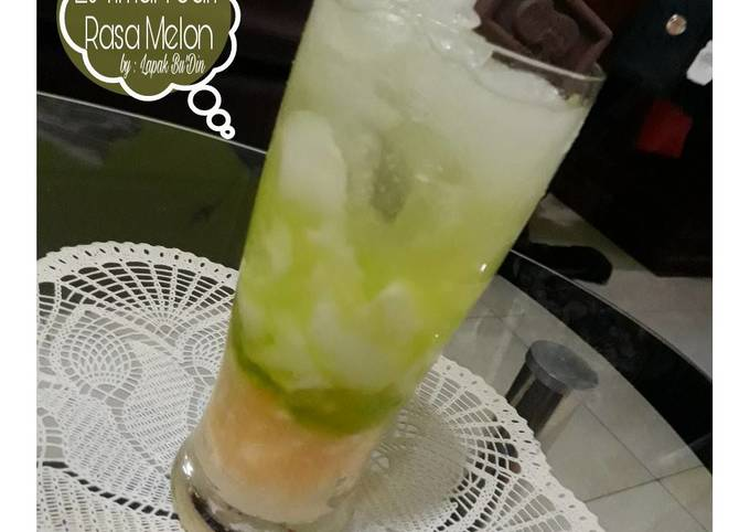 Es Timun Suri Rasa Melon #bikinramadanberkesan