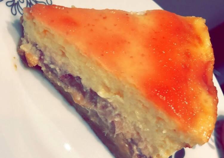Recette Parfait Cheesecake fraises