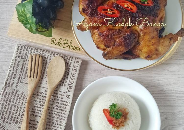 Resep 764. Nasi Uduk Magic Com Praktis Anti Gagal