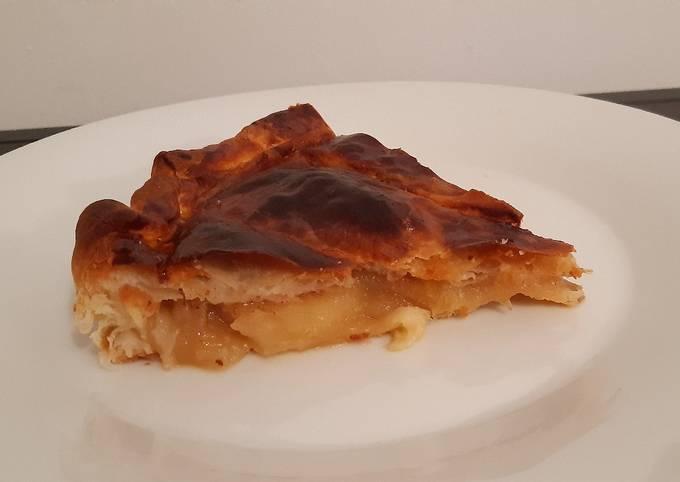 British Apple Pie